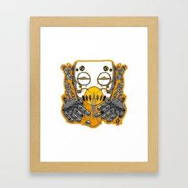 Sci-phon Framed Art Print