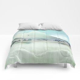 Winter Hunt Comforters