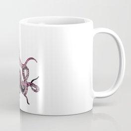 TROUSER TENTACLES OF DOOM! LINEART ILLUSTRATION Coffee Mug
