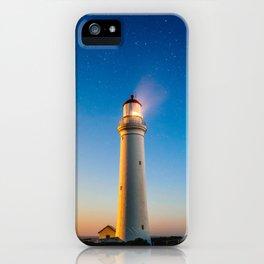 Nautical Lighthouse iPhone Case