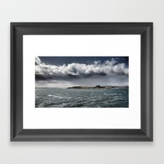 Duart Castle Framed Art Print