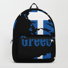 Greece 2020 Backpack