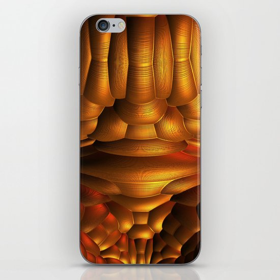 Chiseled iPhone & iPod Skin