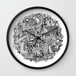Galleria Wall Clock