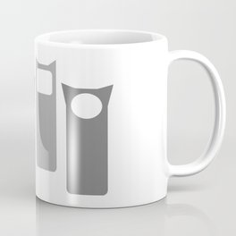 Grey Four Coffee Mug