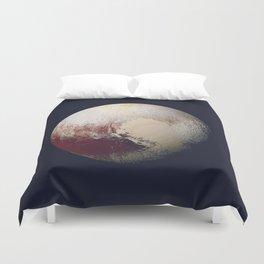 Pluto Duvet Cover