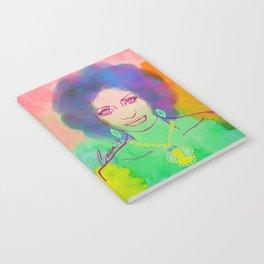 CELIA CRUZ Notebook