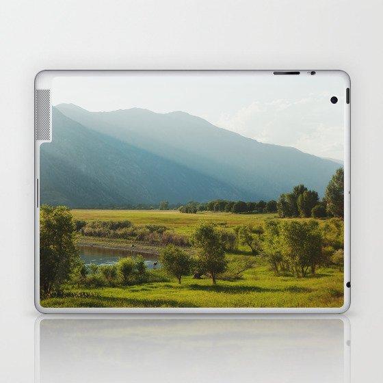 Wading Deer Laptop & iPad Skin