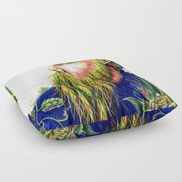 Hopster Floor Pillow