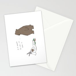 Bears are Awesome  Stationery Cards