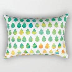 Monsoon Rain Rectangular Pillow