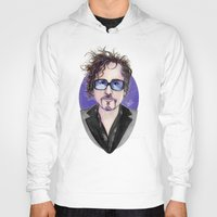 tim shumate Hoodies featuring TIM BURTON by ●•VINCE•●