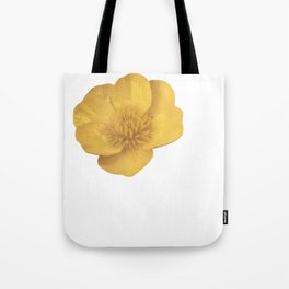 Buttercup Cutout Tote Bag