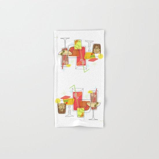 Swanky Summer Coolers Hand & Bath Towel