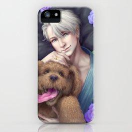 Victor Nikiforov iPhone Case