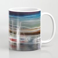 ships Mugs featuring Ghost Ships by Paul & Fe Photography