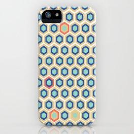 Digital Honeycomb iPhone Case