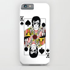 Elvis Presley Playing Card illustration  iPhone 6s Slim Case