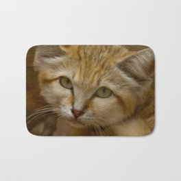 SAND CAT Bath Mat