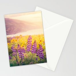 Columbia Gorge Wildflowers Stationery Cards