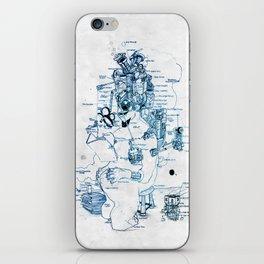 Zihni iPhone Skin
