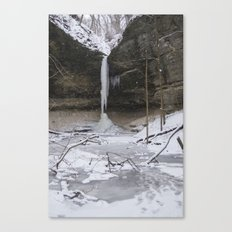 Starved Rock Canvas Print