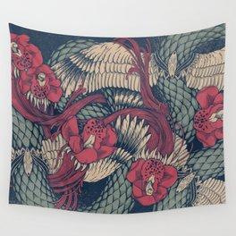 Shedding Skin Wall Tapestry