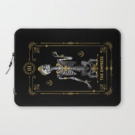 The Empress III Tarot Card Laptop Sleeve