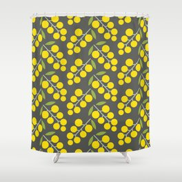 Wattle I Think Of Next Shower Curtain