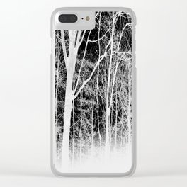 which part of a fairy-tale? Clear iPhone Case