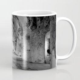 A derelict churh in Northern Cyprus Coffee Mug