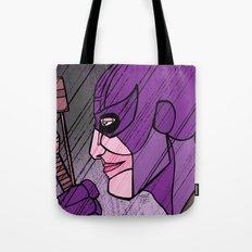 Hawk Vision Tote Bag