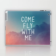 Come Fly With Me Laptop & iPad Skin