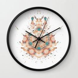 Inkdala XXVIII - Psychology Art Wall Clock