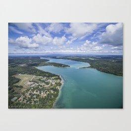 Walloon Lake Canvas Print