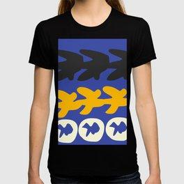 Digital Gouaches Découpées T-shirt