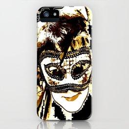 Maske iPhone Case