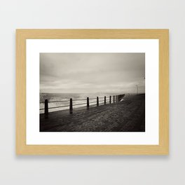 Mouille Point- South Africa Framed Art Print