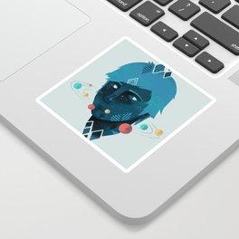 Mind/Space Sticker