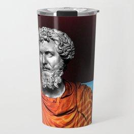 LUCIUS SEPTIMIUS SEVERUS PIUS PERTINAX AUGUSTUS Travel Mug