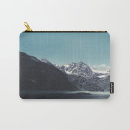 turquoise mountain lake Carry-All Pouch
