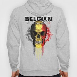 To The Core Collection: Belgium Hoody