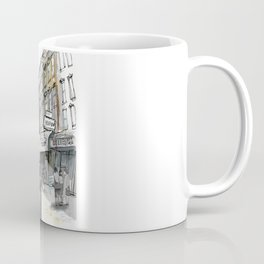 Broadway, the Divide Coffee Mug