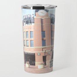 Coors Field Travel Mug