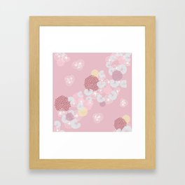 Cockles and Mussels Framed Art Print