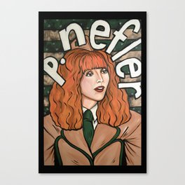 Phyllis Nefler Canvas Print