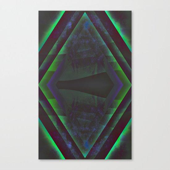 Diamond Gateway Canvas Print