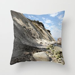Nordkap - Kap Arkona Throw Pillow