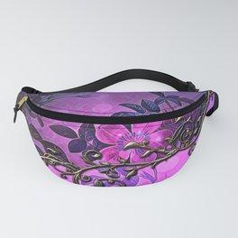 Floral design Fanny Pack