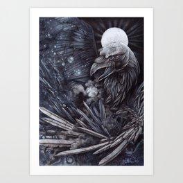 Birth of the Star Art Print